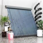 Solarpakete mit Röhrenkollektoren